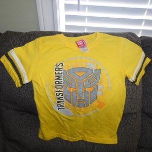 Boy's Size 6 Transformers T-Shirt